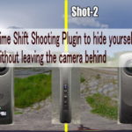 Time Shift Shooting Plugin for RICOH THETA Z1